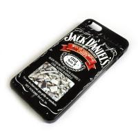 "Чехол для iPhone 5/5s ""Jack Daniel s""  (wood smoking chips)"