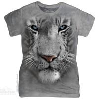 "Футболка женская ""White Tiger"" (США)"
