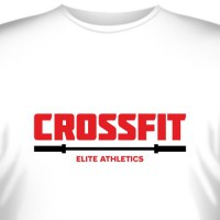"Футболка ""Crossfit Elite Athletics"""