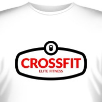 "Футболка ""Crossfit Elite Fitness (3)"""