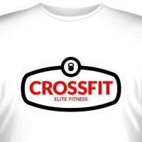 """Футболка """"Crossfit Elite Fitness (3)"""""""