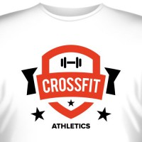 "Футболка ""Crossfit Athletics (2)"""