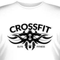 "Футболка ""Crossfit Elite Fitness"""