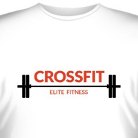"Футболка ""Crossfit Elite Fitness (4)"""