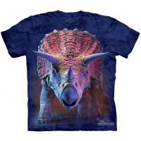 """Футболка """"Charging Triceratops"""" (США)"""