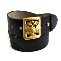 Ремень офицерский (Герб России)