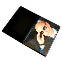 """Обложка для паспорта """"Путин (В темных очках)"""""""