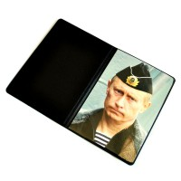 """Обложка для паспорта """"Путин (ВМФ)"""""""