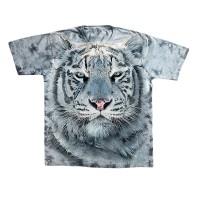 """Футболка """"Белый тигр"""" (классическая)"""
