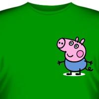 """Футболка детская """"Peppa pig"""" -2"""