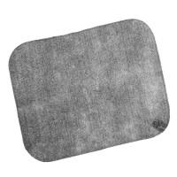 Коврик банный, серый (Эконом)