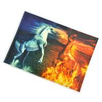 """Обложка для паспорта """"Огненная лошадь"""""""