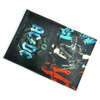 """Обложка для паспорта """"AC/DC"""""""