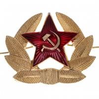 Кокарда солдатская СССР