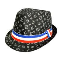"""Шляпа мужская """"LV"""" -03"""
