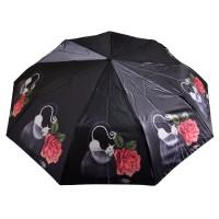 """Зонт женский """"Киска в сумочке"""" -(полуавтомат)"""