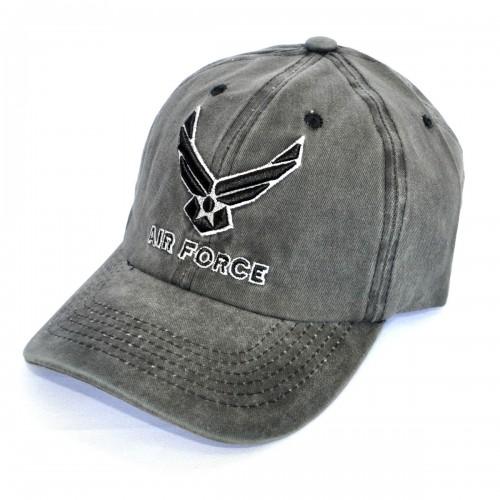 """Бейсболка джинсовая """"Air Force"""" - 06"""