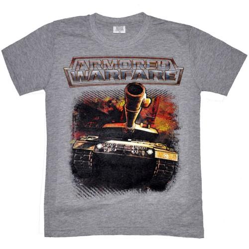 "Футболка детская ""Armored Warfare"" -01"