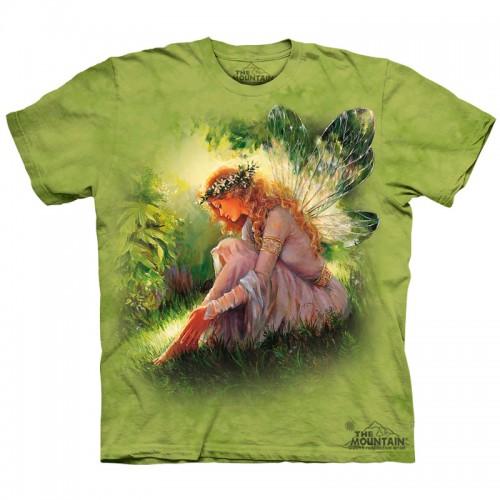 "Футболка The Mountain ""Green Winged Fairy"" (детская)"