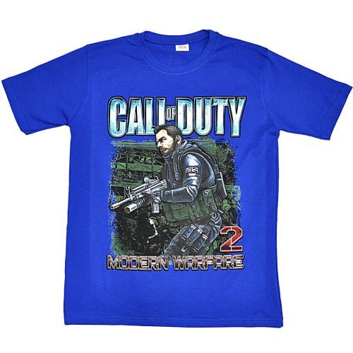 "Футболка ""Call of Duty"" (Moder Warfare)"