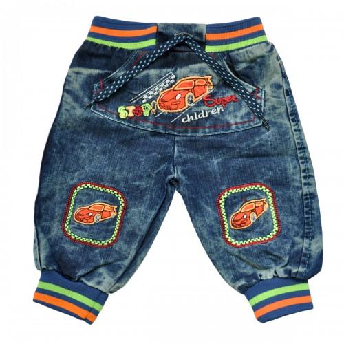 """Бриджи джинсовые для мальчика """"Super Children"""""""
