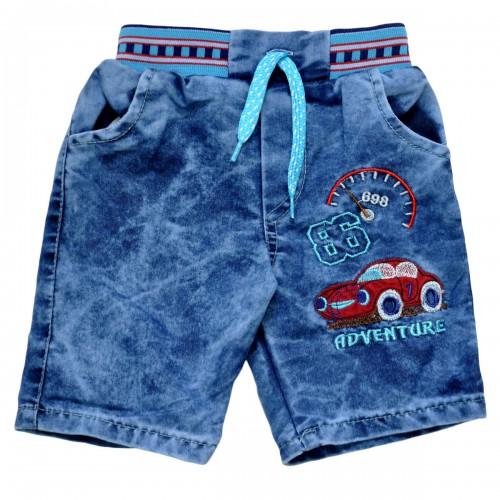 """Шорты джинсовые для мальчика """"Adventure"""""""