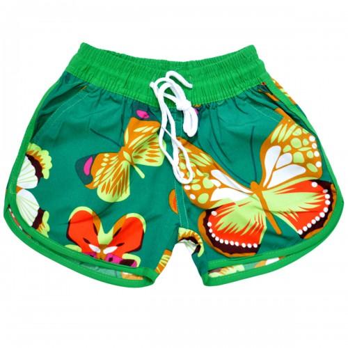 "Шорты женские ""Бабочки"" -2 (размер с 28-38)"
