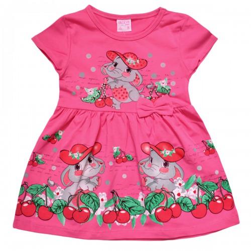 "Платье детское ""Elephant and Cherry"""