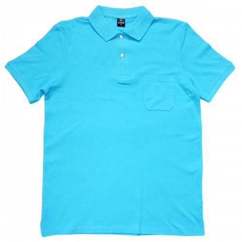 """Рубашка-Поло с карманом """"Samo"""" -09"""