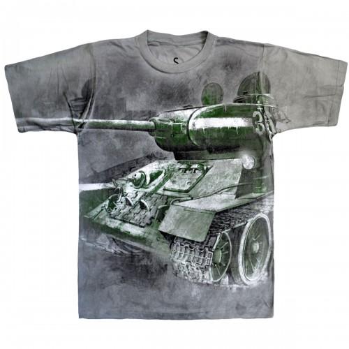 """Футболка """"Танк Т-34"""""""