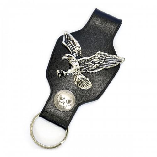 """Брелок для ключей """"Орел  и крест"""""""