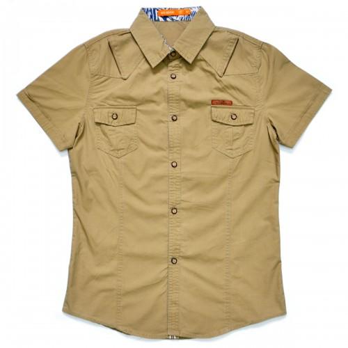 "Рубашка мужская ""Mg.Brand"" -01"