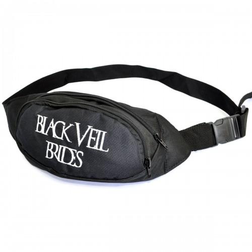"""Сумка на пояс """"Black Veil Brides"""""""