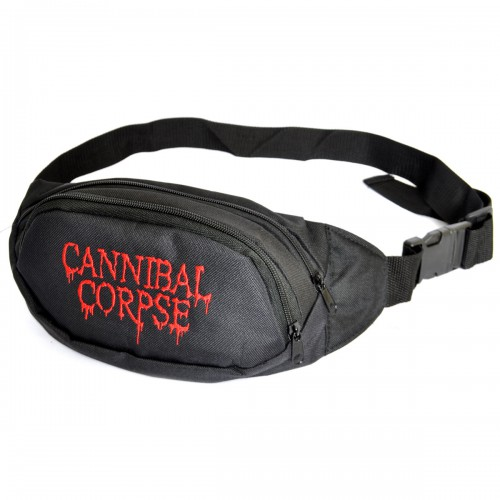 """Сумка на пояс """"Cannibal Corpse"""""""