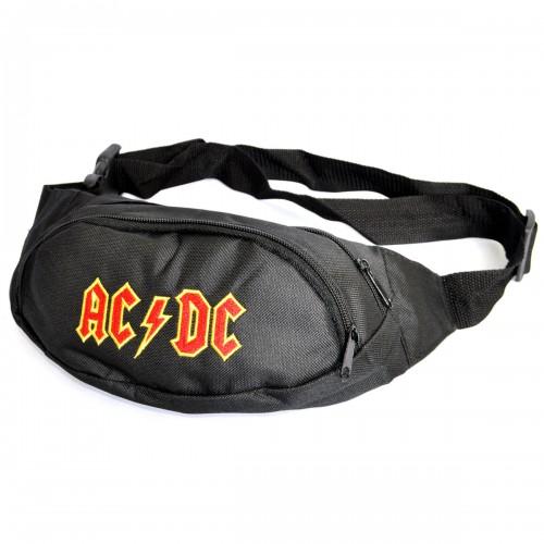 """Сумка на пояс """"AC/DC"""""""