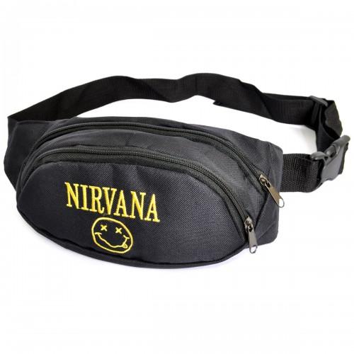 """Сумка на пояс """"Nirvana"""" - 2"""