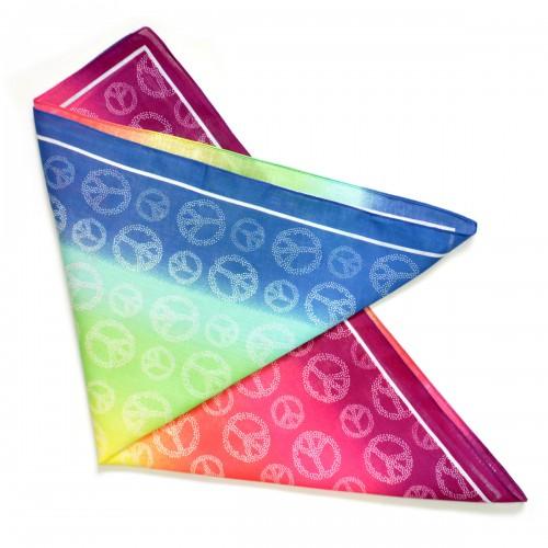 """Бандана """"Peace rainbow"""""""