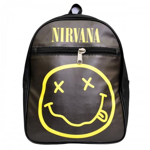 "Сумка-рюкзак ""Nirvana"" -01"