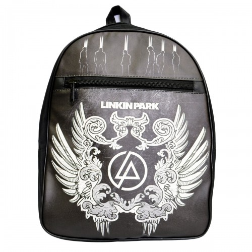 "Сумка-рюкзак ""Linkin Park"" -02"