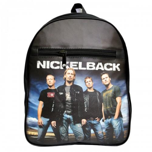 """Сумка-рюкзак """"Nickelback"""""""