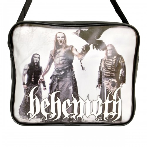 "Сумка-почтальонка ""Behemoth"""