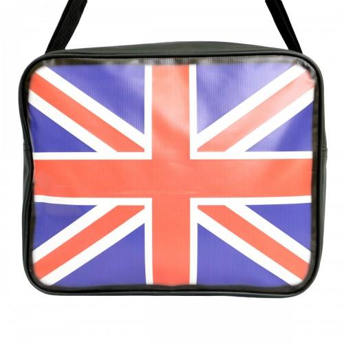 "Сумка-почтальонка ""Британский флаг"""