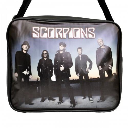 "Сумка-почтальонка ""Scorpions"""