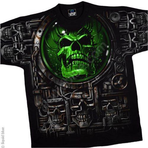 "Футболка ""Immersion Skull"" (США)"