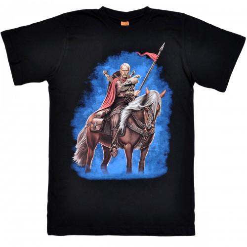 "Футболка ""Воин на коне"""