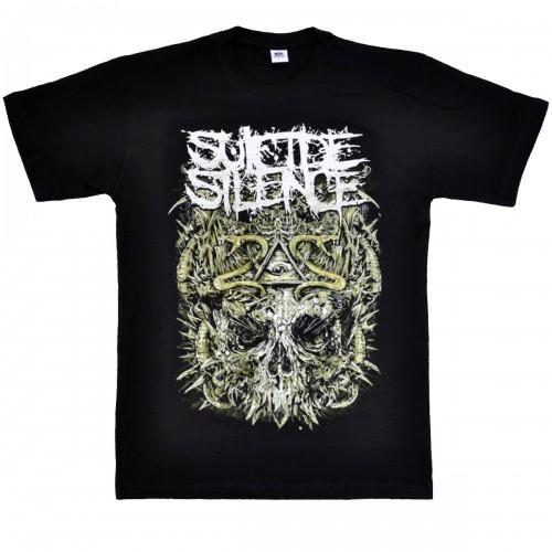 """Футболка """"Suicide Silence"""""""
