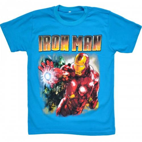 "Футболка подростковая ""Iron Man"""