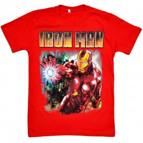 """Футболка детская """"Iron Man"""""""