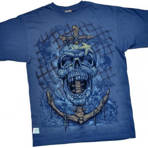 """Футболка """"Nautical Skull"""" (США)"""