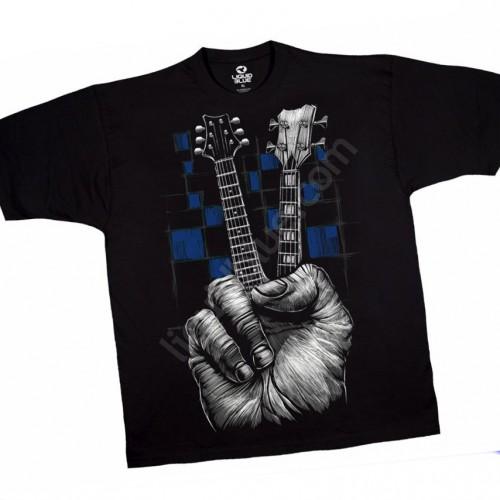 "Футболка ""Guitar Peace"" (США)"